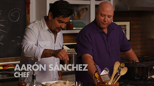 TIMECODE POST - Chef Aaron Sanchez 4K