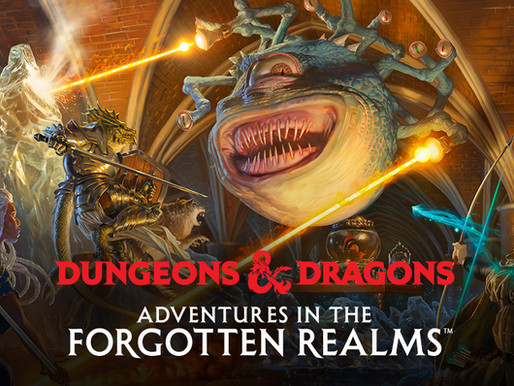 Let's TALK about the upcoming MTG set: Adventures in the Forgotten Realms