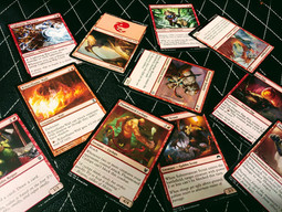 [Red] What Your Favorite MTG Color Says About You