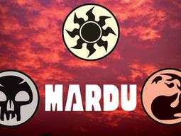 Mardu Color Philosophy Slicing the Pie