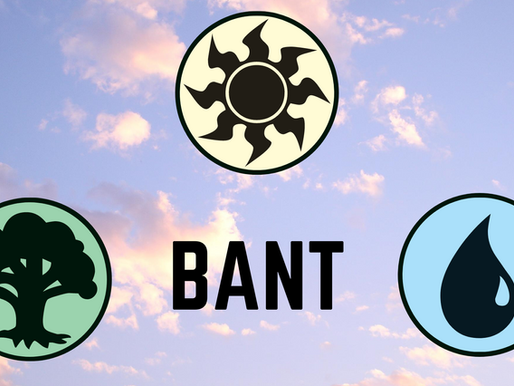 Bant Color Philosophy [Slicing the Pie]