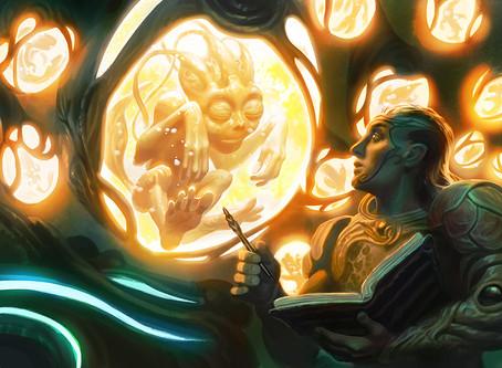 Duality in Magic - Green Blue - Simic
