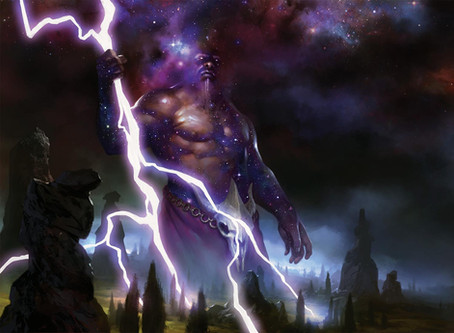 Duality in Magic - Red-Blue (Izzet)