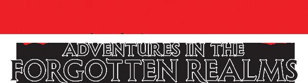 Adventures in Forgotten Realms Title
