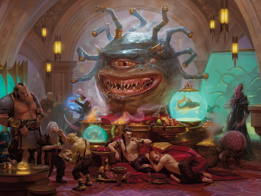 Top 10 Card Art: Adventures In the Forgotten Realm