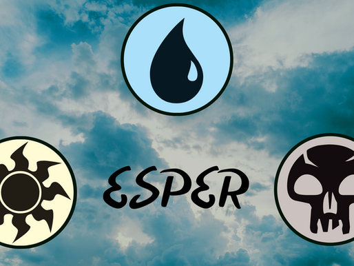 Esper Color Philosophy [Slicing the Pie]