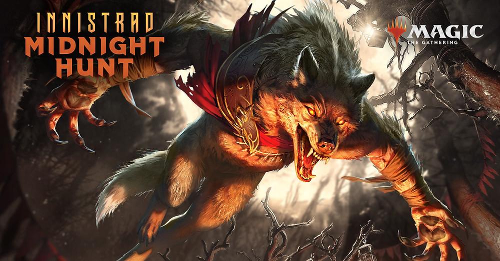 Innistrad Midnight Hunt Banner