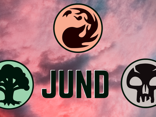 Jund Color Philosophy [Slicing the Pie]