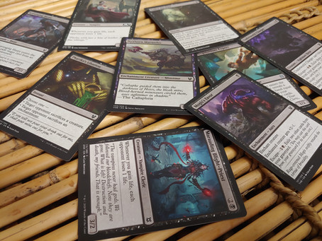 Black - What your Favorite MTG Color says about YOU