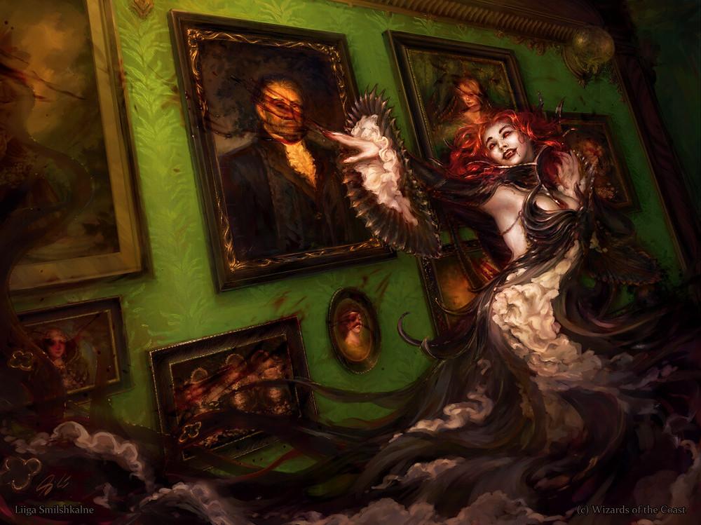 Bloodline Culling By Liiga Smilshkalne