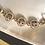 Thumbnail: 4.Bronze Cross Bracelet + 5 hankys