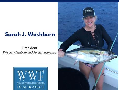 MEMBER SPOTLIGHT: SARAH J. WASHBURN