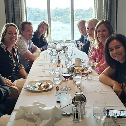Cruise Luncheon