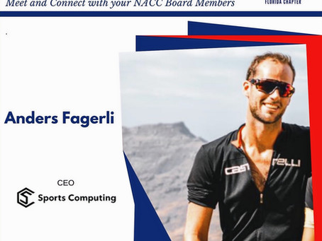 BOARD MEMBER SPOTLIGHT:  Anders Fagerli