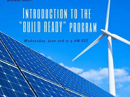 "NACC WEBINAR: INTRODUCTION TO THE ""BUILD READY"" PROGRAM"