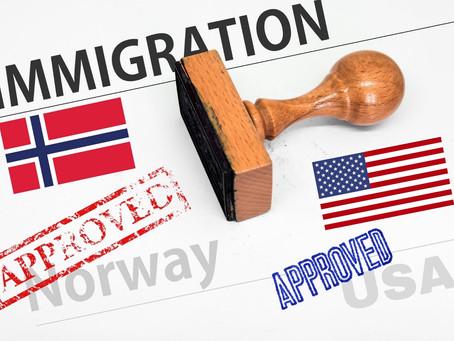 VIEW WEBINAR: VISA & IMMIGRATION TO THE US & NORWAY