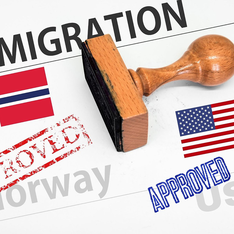 WEBINAR:  VISA & IMMIGRATION TO THE U.S AND NORWAY