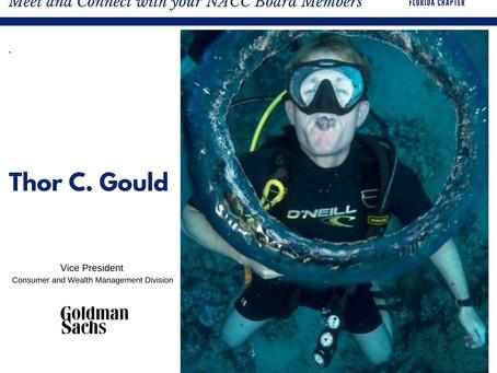 BOARD MEMBER SPOTLIGHT:  THOR C. GOULD