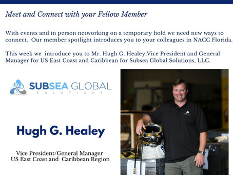 NACC MEMBER SPOTLIGHT: SUBSEA GLOBAL