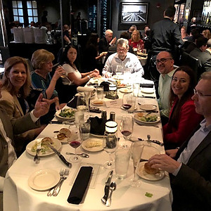 Annual Meeting and Dinner at Morton's Steakhouse in Coral Gables