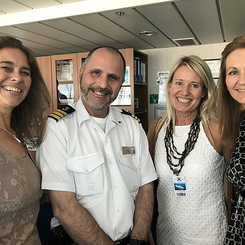 Cruise Luncheon on the Celebrity Equinox