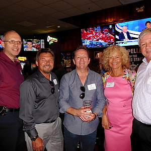 Networking Mixer with Propeller Club and SACC at Millers Ale House
