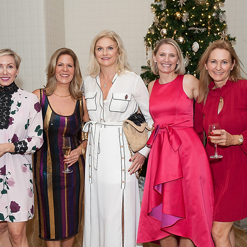 Annual Holiday Party at the Ritz Carlton