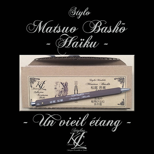 Stylo Matsuo Basho