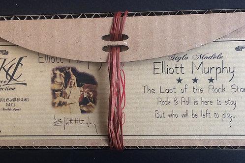 "Stylo Elliott Murphy ""The Last Of The Rock Stars"""