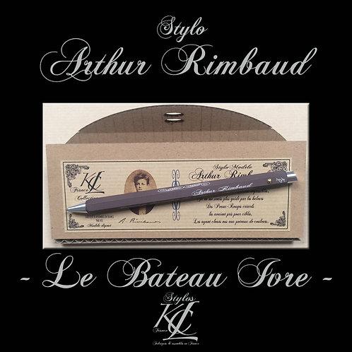Stylo Arthur Rimbaud