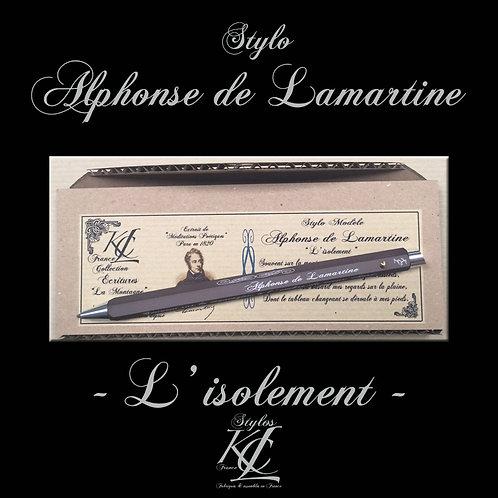 Stylo Alphonse de Lamartine