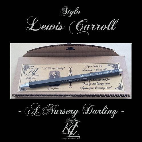 Stylo Lewis Carroll