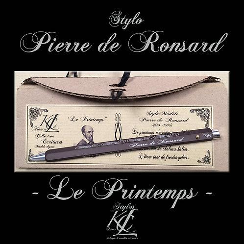 Stylo Pierre de Ronsard