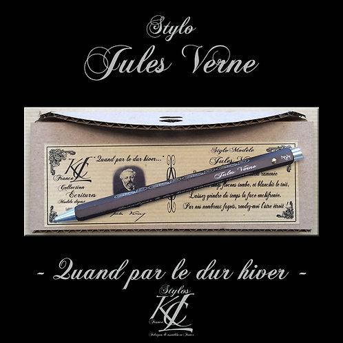 Stylo Jules Verne