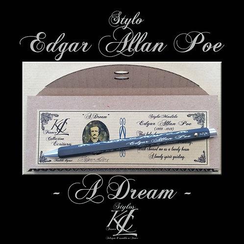 Stylo Edgar Allan Poe