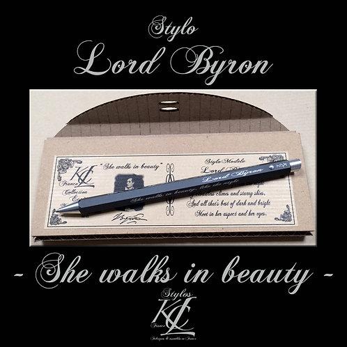 Stylo Lord Byron