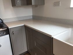 Phoenix Worktops White Starlight 2