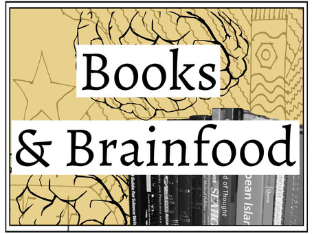 Indian Literature & Quantum Strangeness: Books & Brain-Food: No. 3.