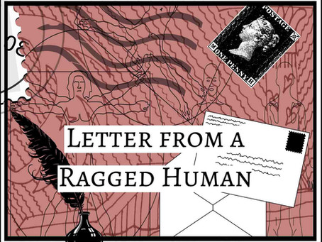 """A Ragged Human""  Introduction by M. N. Jones"