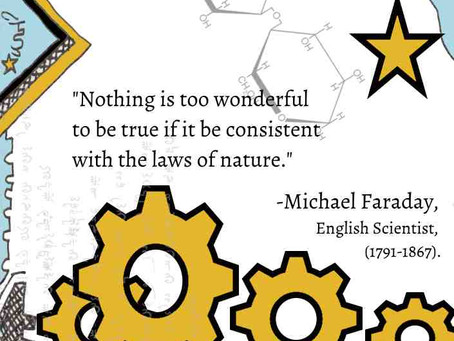 Michael Faraday, Albert Einstein & Robyn Arianrhod: Biography & Scientific Heroes