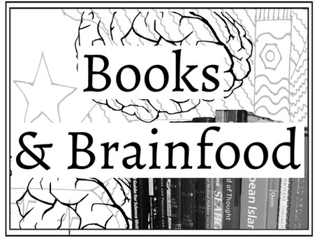 Neutrinos, Butterflies & Vladimir Nabakov: Books & Brain-Food: No 5.