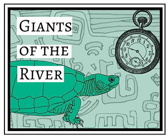 Giants of the River GREEN recoloured ve