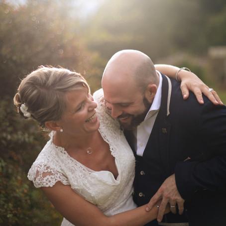 ( Fanny + Arnaud  ) Un Mariage dans le Lot
