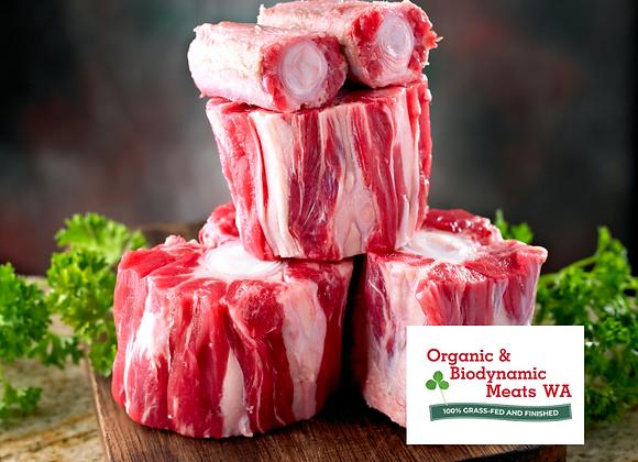 1 Organic Beef Ox Tail Set