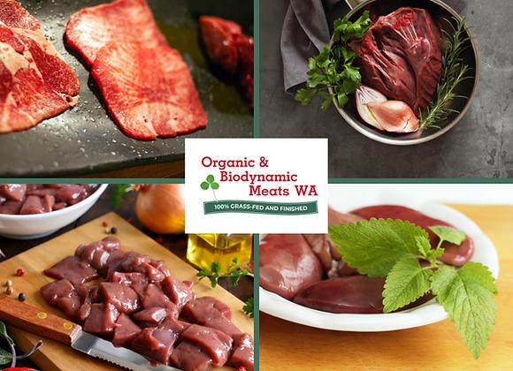 Organic Beef Offal Set
