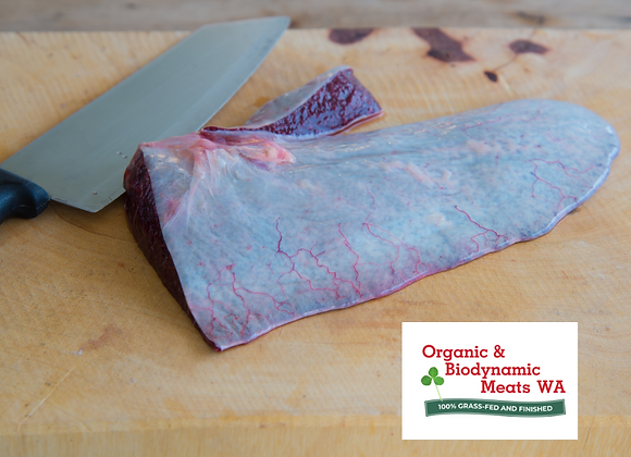 1kg Organic Beef Spleen
