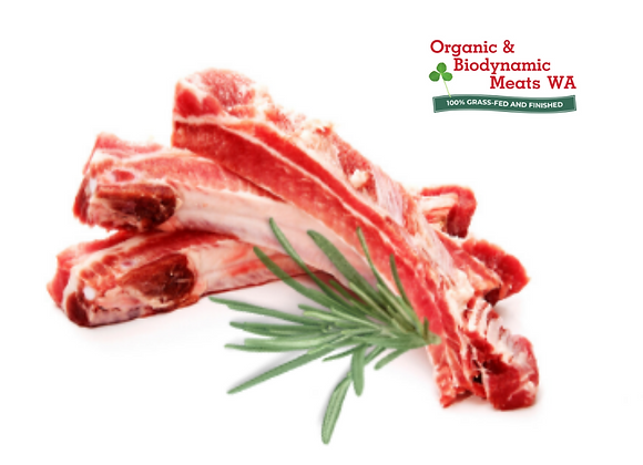 2kg Organic Lamb Bones