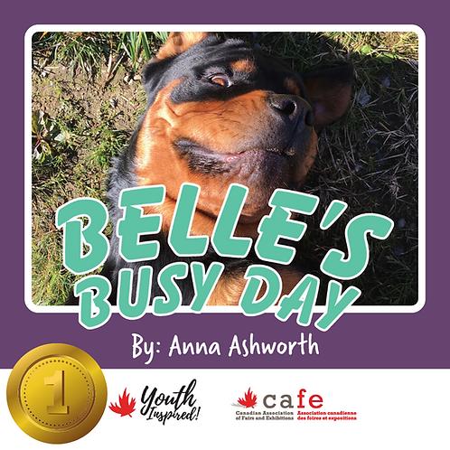 Belle's Busy Day - La journée bien remplie de Belle