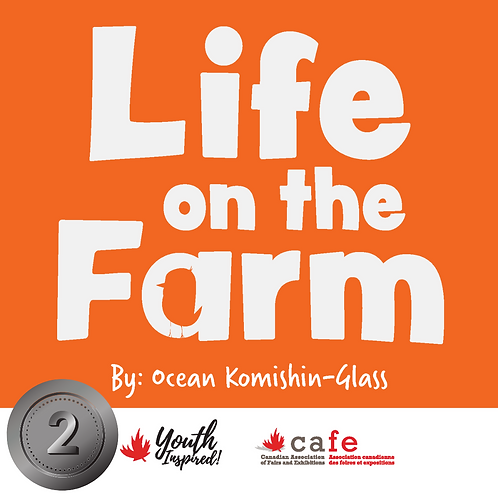 Life on the Farm - La vie à la ferme