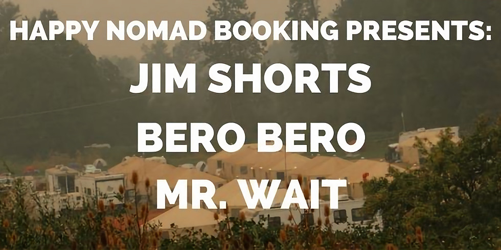 Happy Nomad Booking Presents...